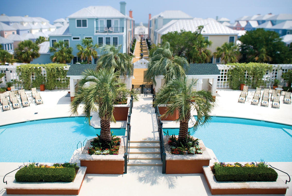 The Boardwalk Inn Pool