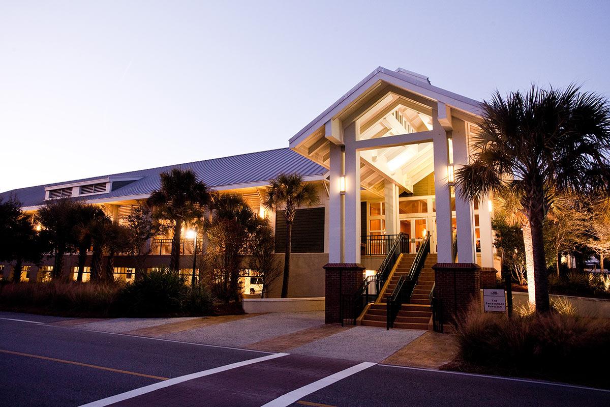 Sweetgrass Pavilion