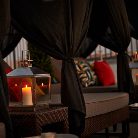 Embassy Row Hotel_The Rooftop_Cabanas