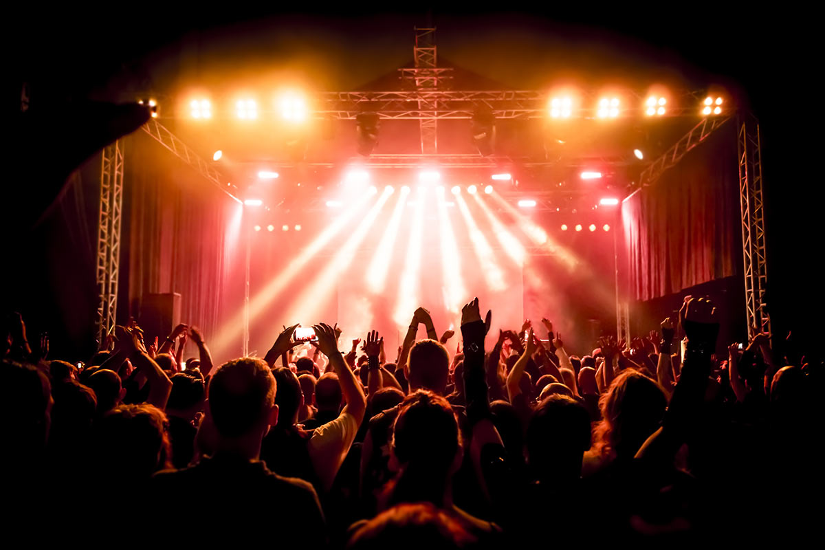 Concerts in San Jose