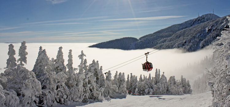 Stowe Mountain Resort Gondola