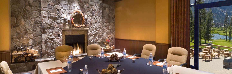 Resort at Squaw Creek_Meeting Room_Granite Chief