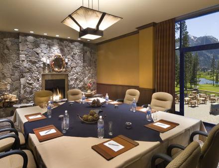 Granite Chief meeting room, Resort at Squaw Creek