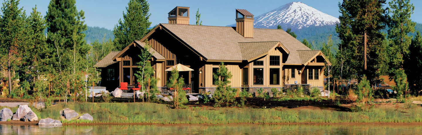 Sunriver Resort_Accommodations_Vacation Rental_Caldera Cabin