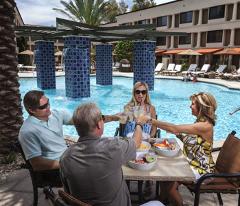 Twisted Vine Pool Bar & Grill at THe Scottsdale Resort