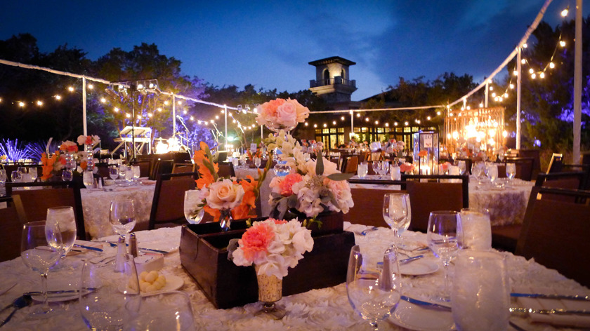 La Cantera Resort_Wedding_Palmer Reception