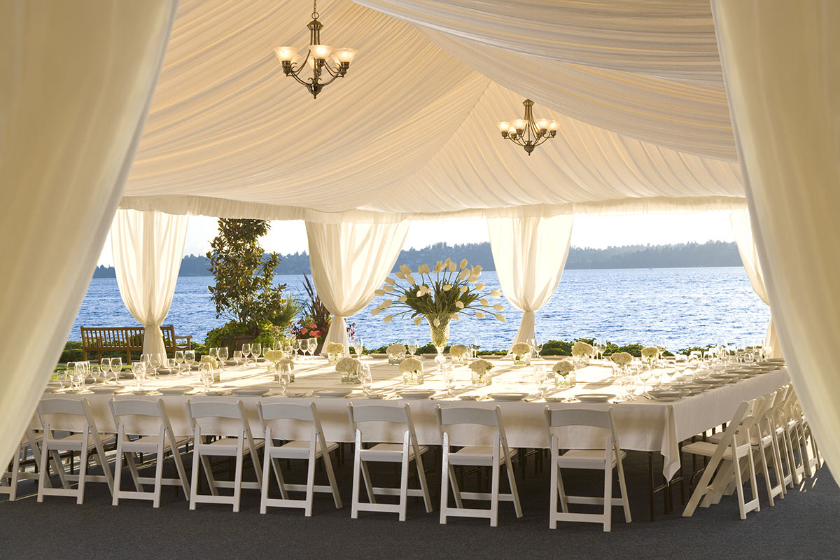Lake Washington Wedding
