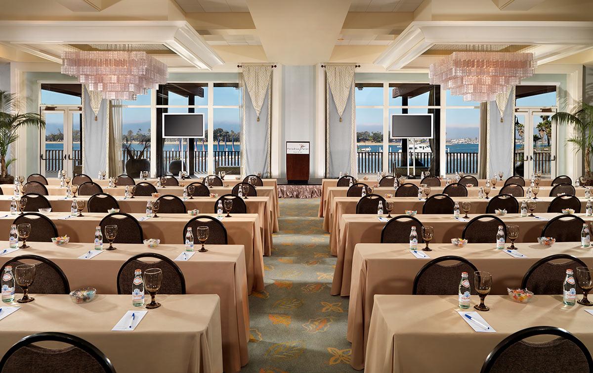 San Diego meeting rooms