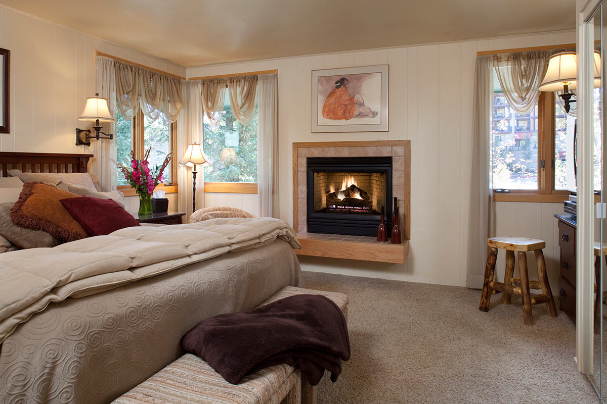 Tamarack master bedroom