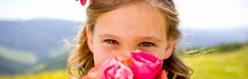 Flower Girl Exterior