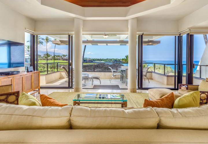 One Bedroom Ocean View C303
