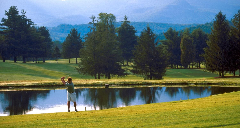 Award-winning Vermont Golf