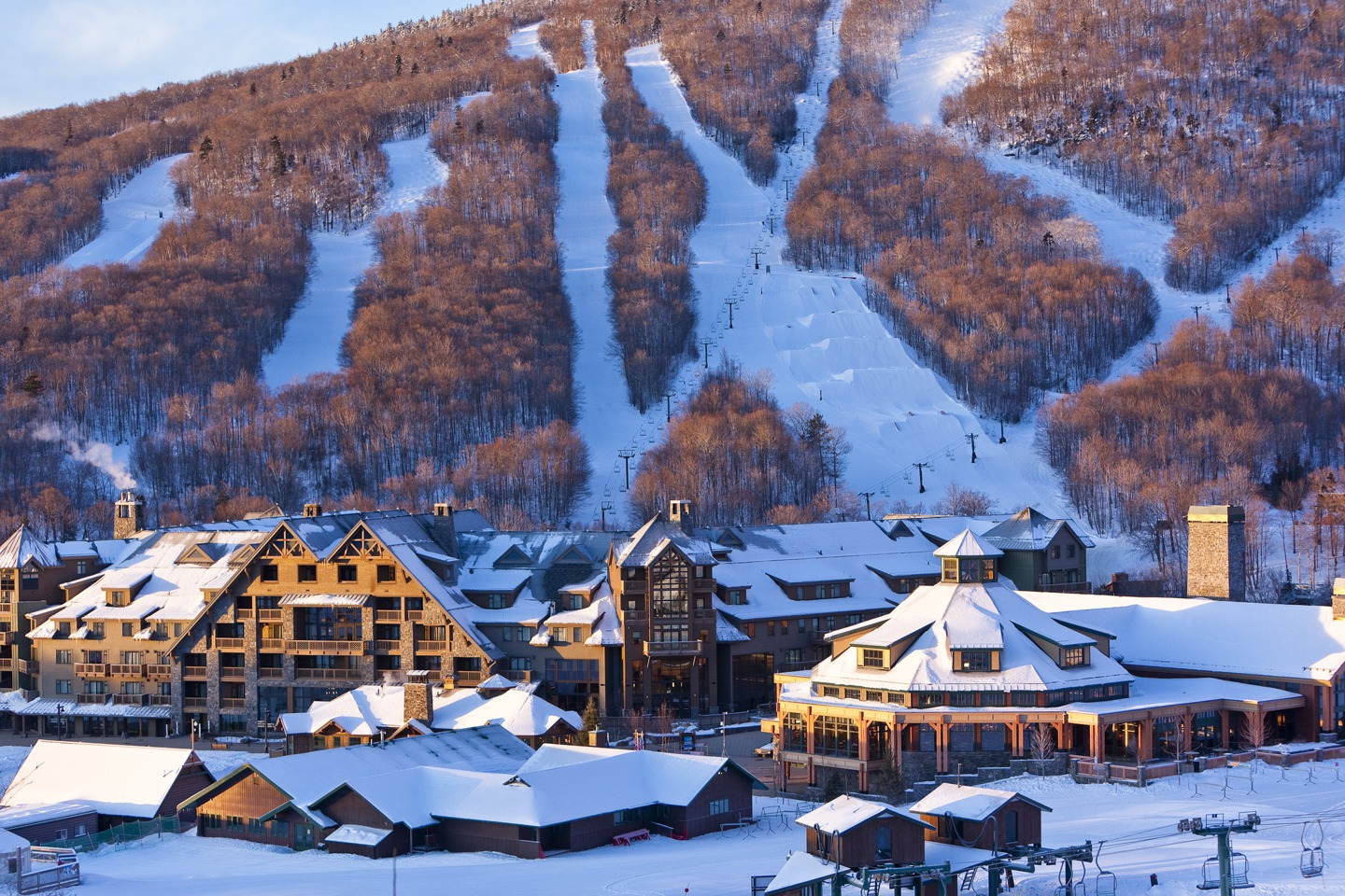Welcome to Stowe Mountain Lodge Video