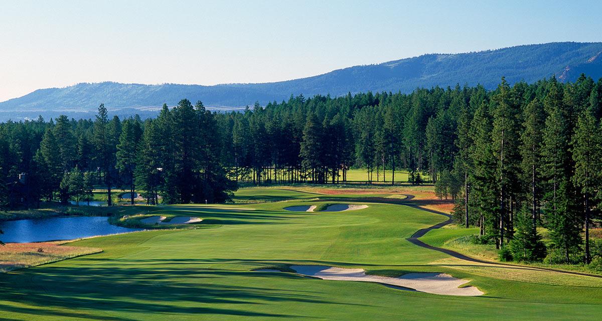 golf hole 11