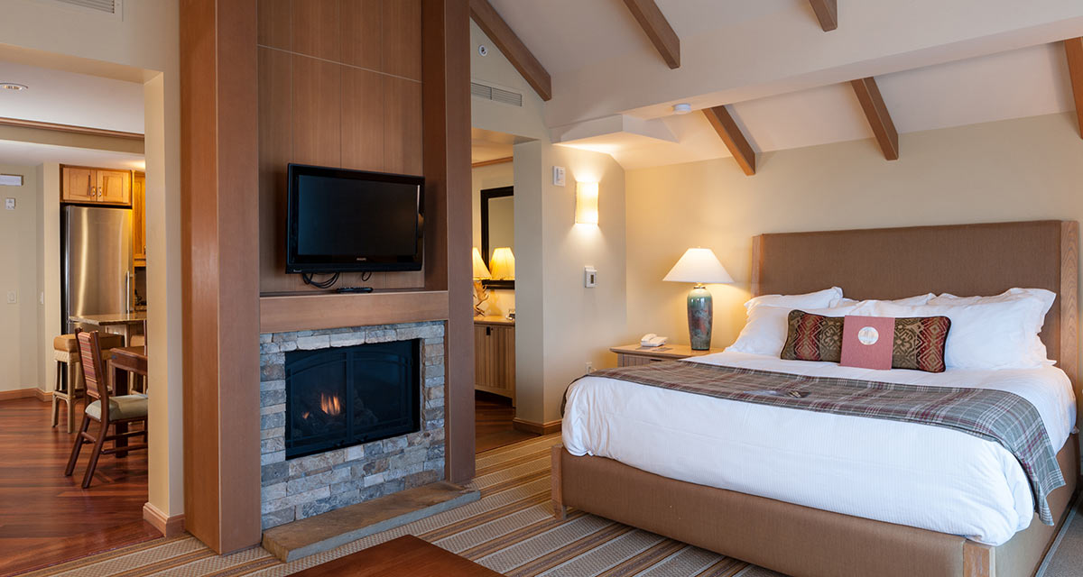 Suncadia guestroom