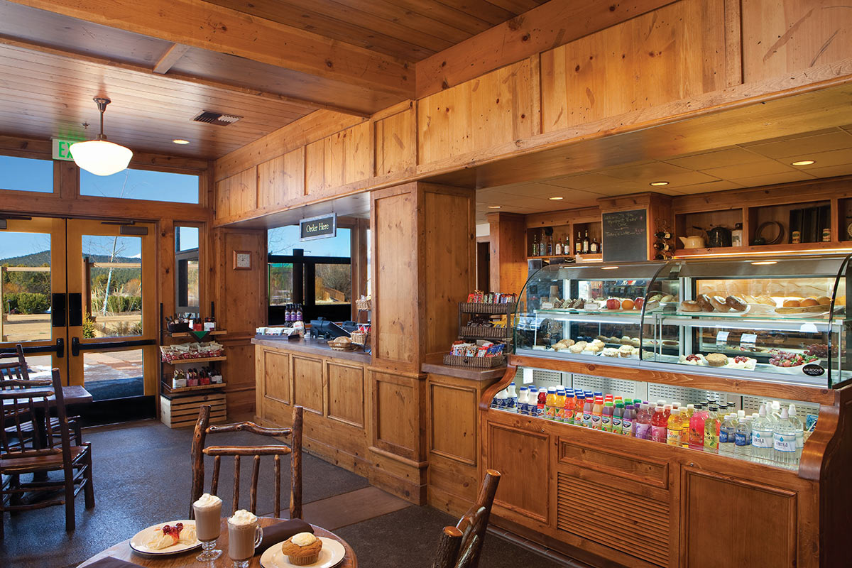 Merchant Trader Cafe'