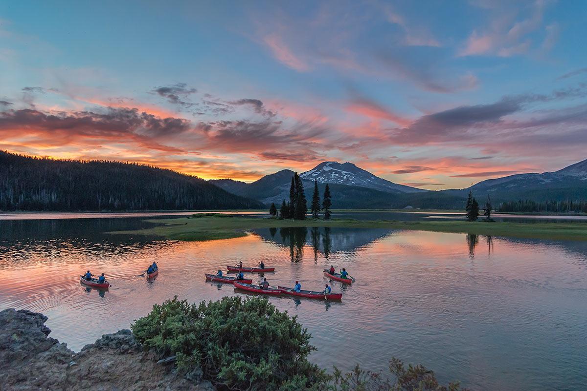 Home base for Central Oregon recreation