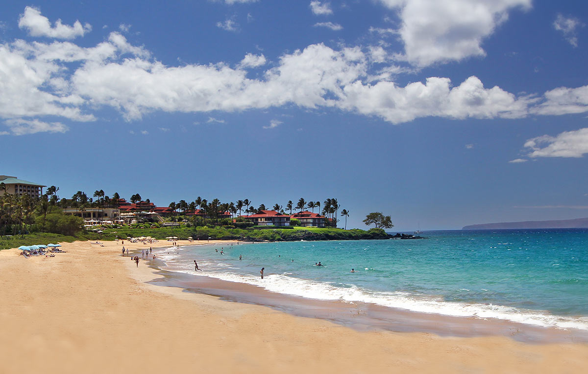 Award winning Wailea Beach