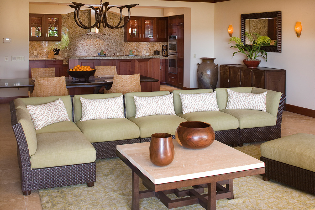 Penthouse suite at Wailea Beach Villas