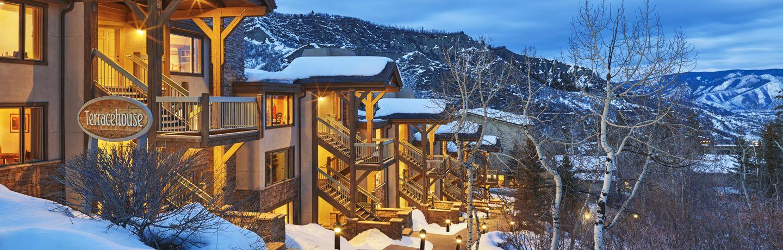 Terracehouse condominiums in Snowmass Village