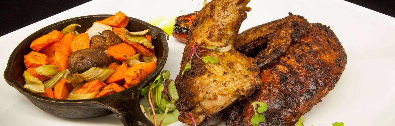 Rotisserie Chicken & Vegetables