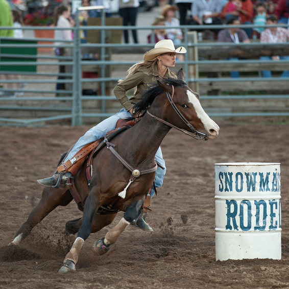 Western Wednesdays at the Snowmass Rodeo