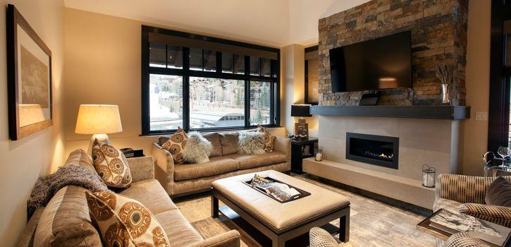 Capitol Peak Lodge, luxury ski-in/ski-out condominiums