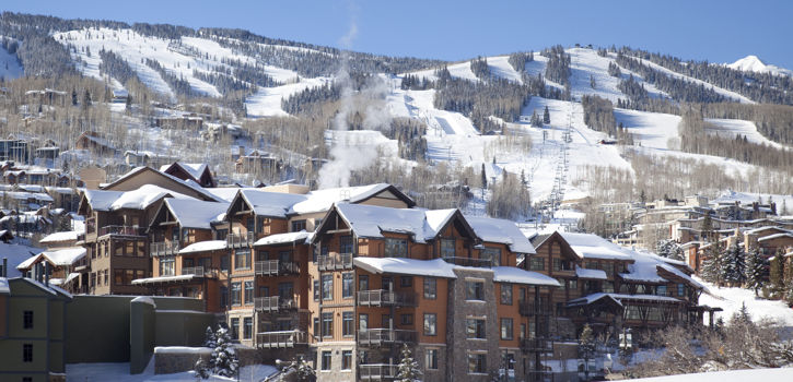 Capitol Peak Lodge in Base Village, Snowmass, Colorado