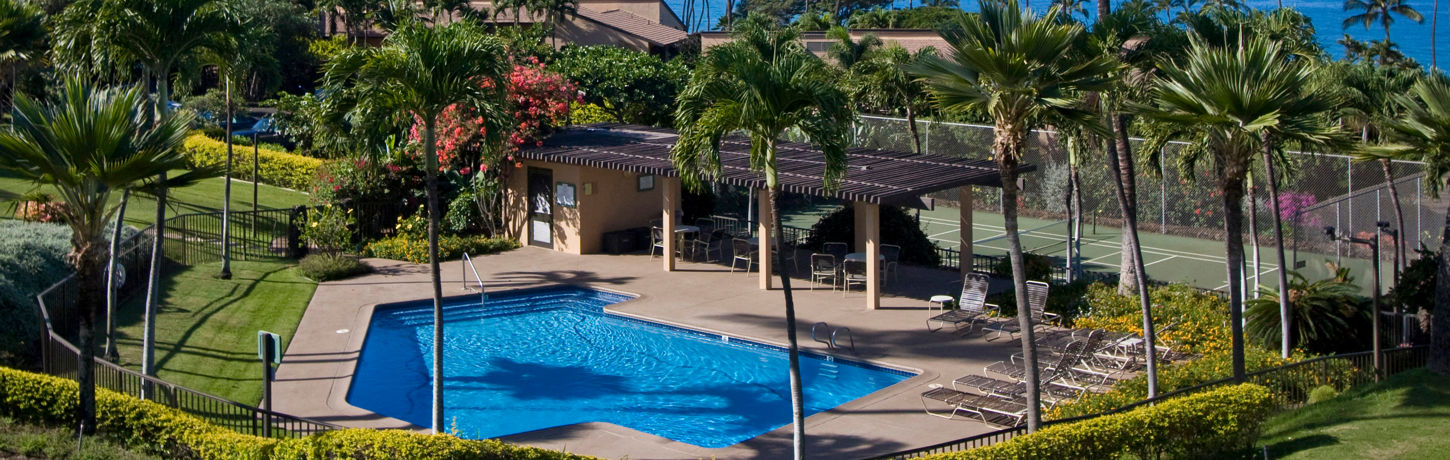 Wailea Ekahi Village Pool & Tennis Courts