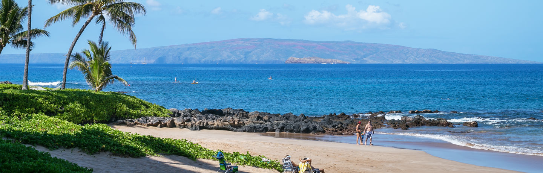 DR_Hawaii_Polo Beach_View_Kahoolawe
