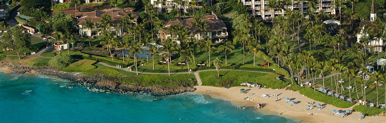 DR_Hawaii_Wailea Beach Villas_Grounds_Aerial