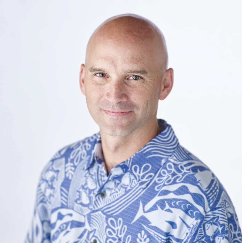 Mike Cuthbertson, Managing Director of Destination Residences Hawaii
