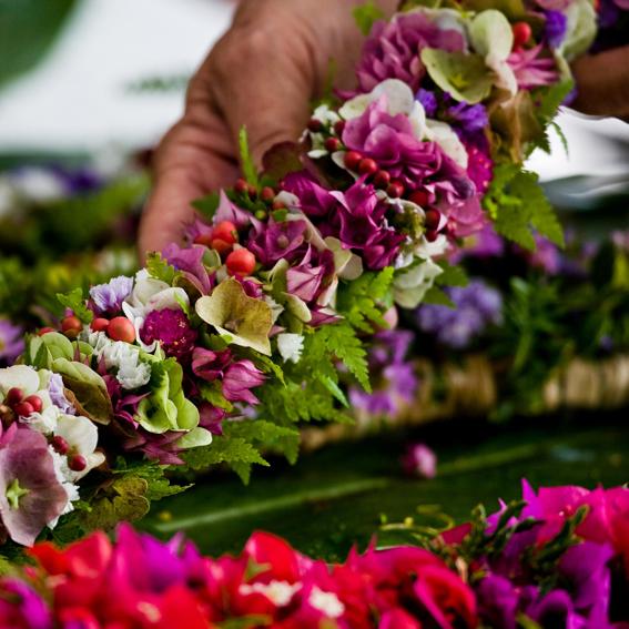 Celebrate Lei Day on Maui