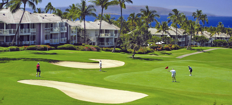 Wailea Grand Champions Villas & Golf Course