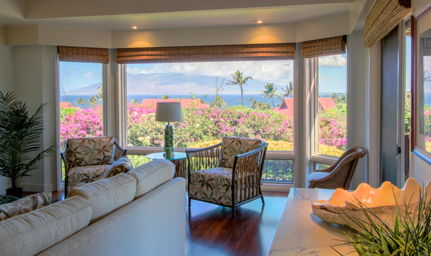 DR_Hawaii_Wailea Point_Living Rm_View_2301