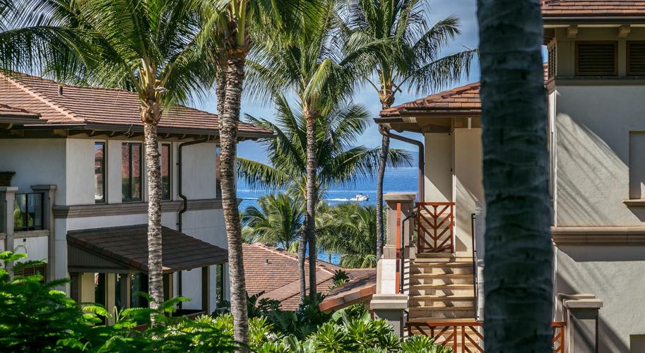 DR_Hawaii_Wailea Beach Villas_Exterior_Buildings View