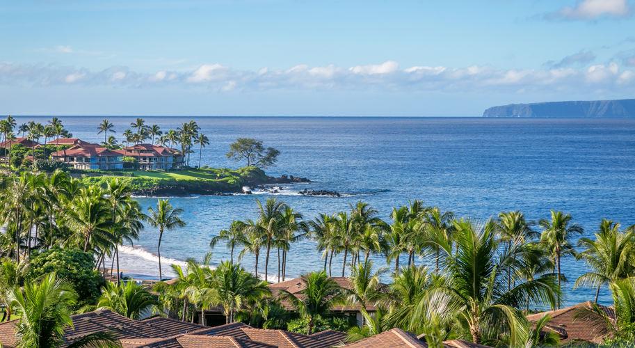 DR_Hawaii_Wailea Beach Villas_View_Kahoolawe