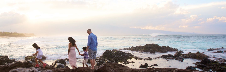 DR_Hawaii_SummerPromo_familysunset