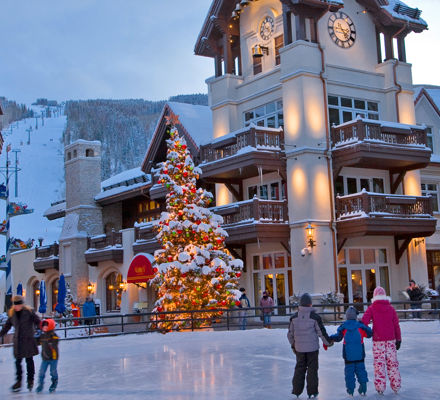 Town of Vail Photography