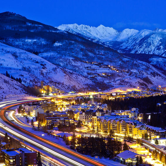 How to Get to Vail, Colorado