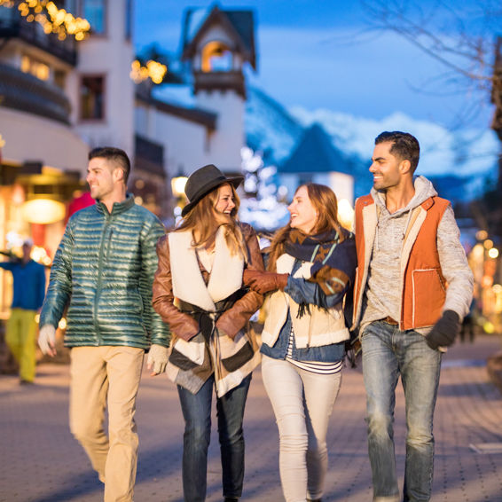 More to Vail Than Just Skiing
