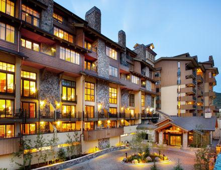 Landmark West Accommodations
