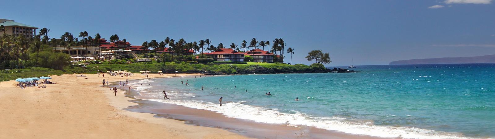 Award winning Wailea Beach, Maui