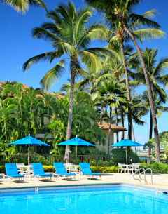Makena Surf pool