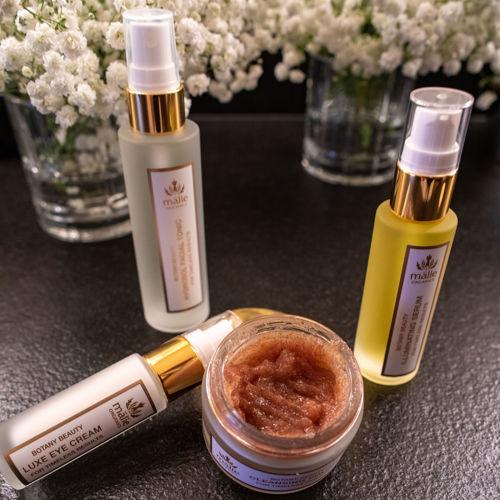 Malie Organic beauty products