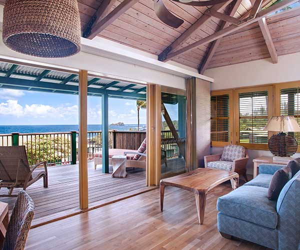 Hana Maui Living Space