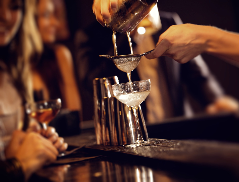 Cocktails in San Jose