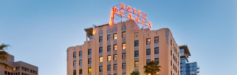 Hotel De Anza_Exterior_Day
