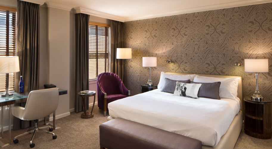 Hotel De Anza_Guest Room_De Anza King