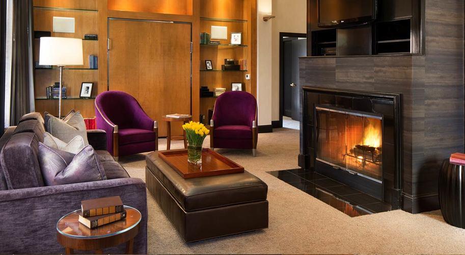 Hotel De Anza_Guest Room_Penthouse Suite Living Room 1